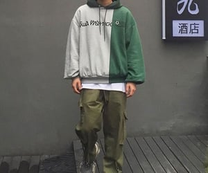 clothes, alternative, and menswear image