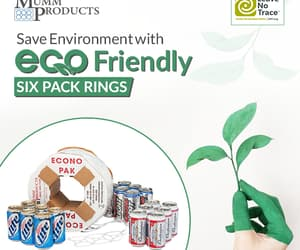 plastic and six pack rings image