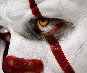 pennywise clown partii image