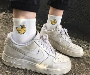 aesthetic, shoes, and AF1 image