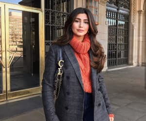 blazer, knitwear, and trendy image