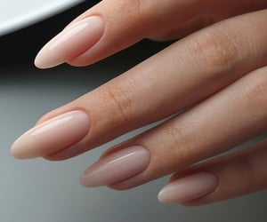 nails, girl, and Nude image