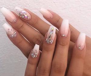 diamond, inspiration, and nails image
