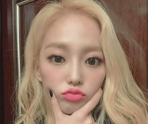 kpop, yeeun, and clc image