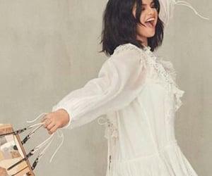 selena gomez, coach, and fashion image