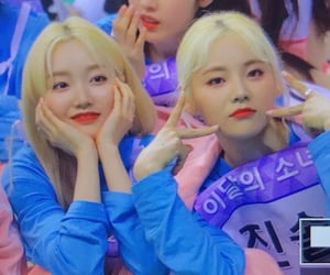 preview, jinsoul, and loona image