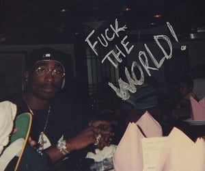 tupac, aesthetic, and tupac shakur image