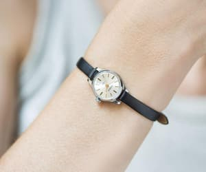 etsy, silver watch women, and damen uhren image