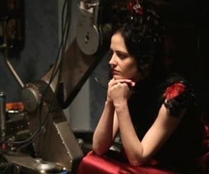 eva green and interview image