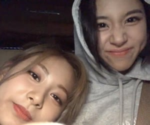 icon, lq, and chaeyoung image