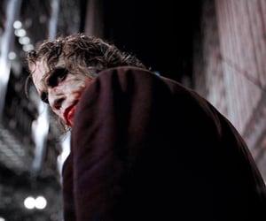 batman, DC, and heath ledger image