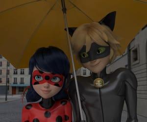 ladybug, marinette, and Adrien image