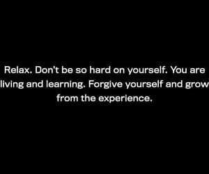 experience, forgive, and growth image