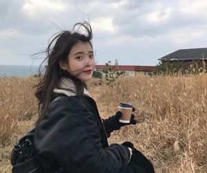 iu, kpop, and aesthetic image