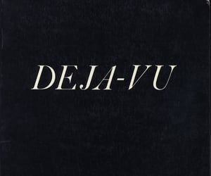 dejavu, text, and quotes image