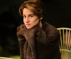 Shailene Woodley, insurgent, and divergent image