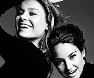 Shailene Woodley, insurgent, and brie larson image