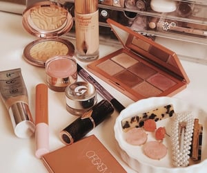 beauty, fashion, and glam image