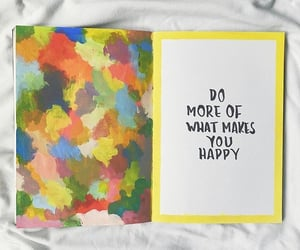 colors, paint, and happy image