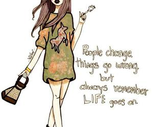 girl, quote, and valfre image