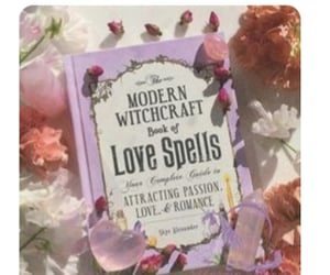 scary and lovespells image
