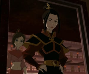 anime, avatar, and azula image