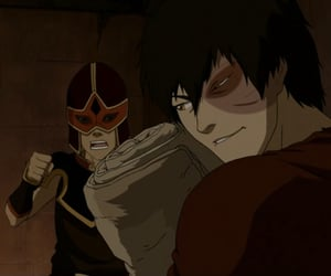 anime, avatar, and the last airbender image