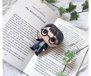 books, fiction, and harry potter image