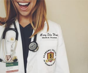 article, medical school, and med school image
