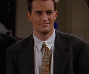 friends, 90s, and Matthew Perry image