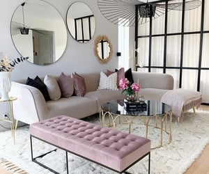 home, living room, and beautiful image