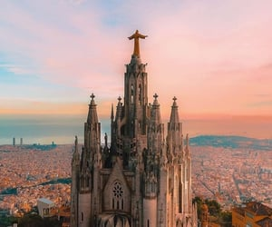 adventure, Barcelona, and beautiful image