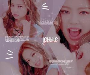 jennie, blackpink, and kpop edit image