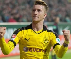 borussia dortmund, marco reus, and football image