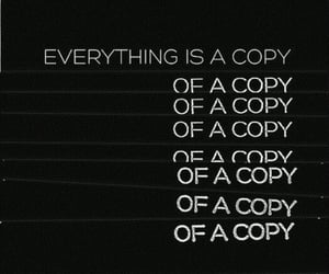 copy, quotes, and black and white image