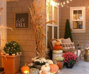 Halloween, candles, and fall image