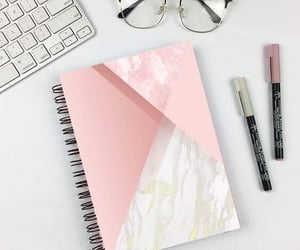 agenda, Blanc, and notebook image