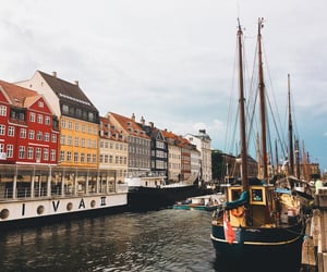 aesthetic, copenhagen, and denmark image