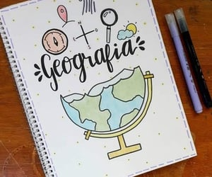 school and geografia image