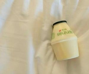 aesthetic, korean, and milk image