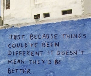 quotes, blue, and life image
