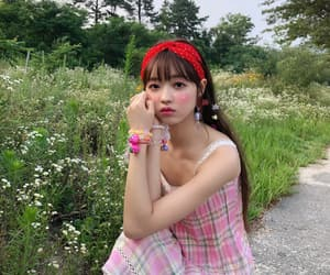 yooa, oh my girl, and icon image