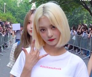 kpop, girlgroup, and nagyung image