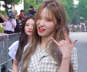 hayoung, fromis, and fromis_9 image