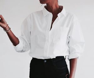 accessories, black jeans, and fashion image