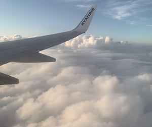 aesthetic, air, and nuvole image
