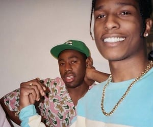 tyler the creator, asap rocky, and tyler image