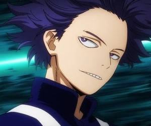 anime, shinsou, and hitoshi shinsou image