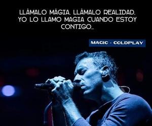 Chris Martin, coldplay, and Lyrics image