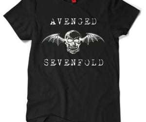 avenged sevenfold and t-shirt image